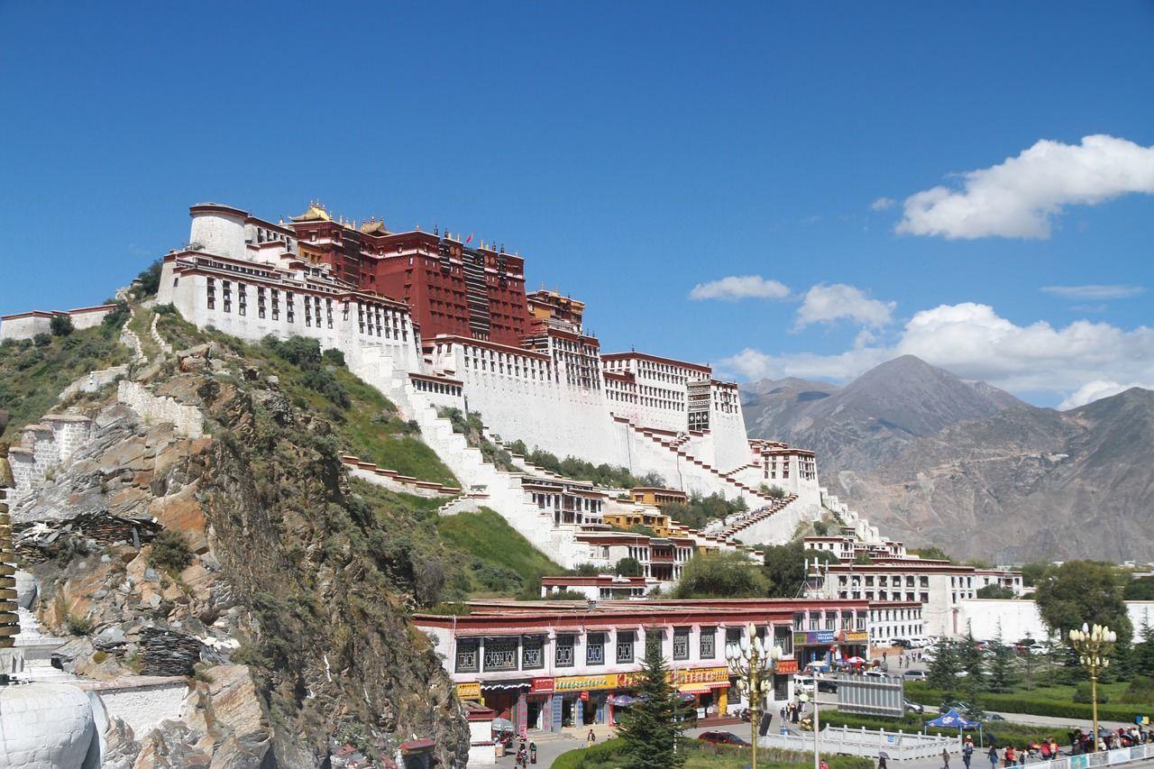Lhasa - Grandes viajeras y viajeros