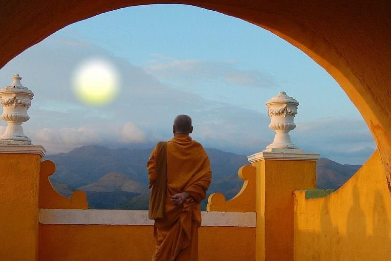 Meditacion la India